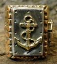 R-MM205CSB : ANCHOR ORIGINAL MEXICAN RING