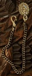 19WC-CHH001 : CONCHO & AGAVE WALLET CHAIN