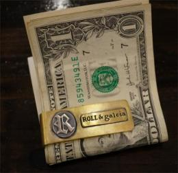 RG-MC001 : ROLL & galcia MONEY CLIP