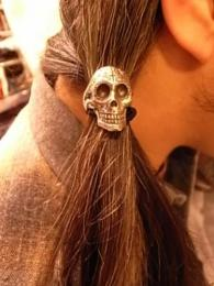 AHR001B : SUGAR SKULL Hairpin