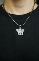 16NT-AE004S : PENDANT / Ancient Eagle