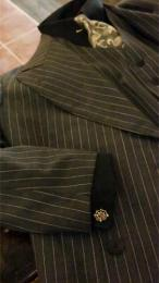 BLACK SIGN & galcia : TIE TACK & CUFFLINKS