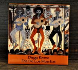 AZDF021 : Tile,  Coaster / Diego rivera