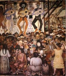 AZIP041 :Day Of The Dead / Diego Rivera