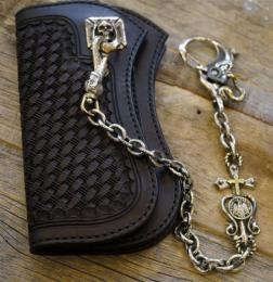 WCS-MS004SB : CALAVERA WALLET CHAIN