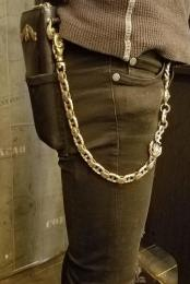 17WCB-AN002BC : LARGE ANCHOR TYPE WALLET CHAIN
