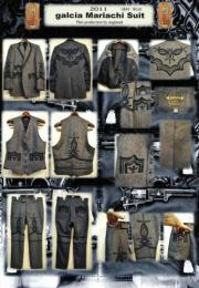 GMS-JK01GRAY : Mariachi Suit JACKET( ジャケット )