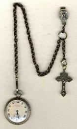 PWCC-002B : MARIA & JHS / POCKET-WATCH CHAIN