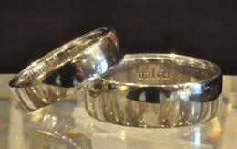 GMR01PT : PLATINUM MARRIAGE RING