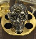 R-MSK206SB : SUGAR SKULL RING