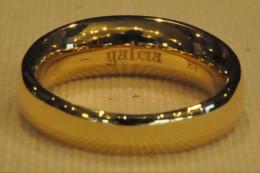 GMR00K10YG : K10 YELLOW GOLD / MARRIAGE RING