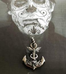 19NT-ANS001SS : PENDANT / ANCHOR & SWALLOW